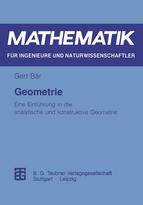 Geometrie von Bär,  Gert