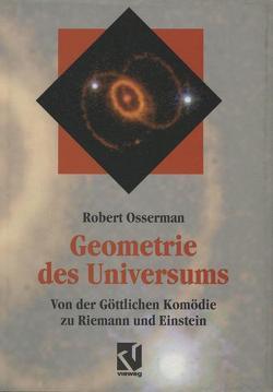 Geometrie des Universums von Hildebrandt,  Stefan, Osserman,  Robert, Sengerling,  Rainer