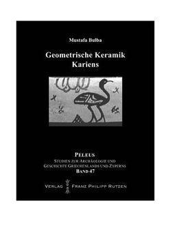 Geometrische Keramik Kariens von Bulba,  Mustafa