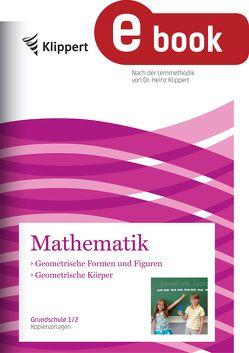 Geometrische Körper – Geometr. Formen und Figuren von Wetzstein,  Susanne