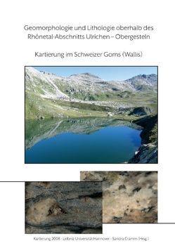 Geomorphologie und Lithologie oberhalb des Rhonetal-Abschnitts Ulrichen – Obergesteln von Cramm,  Sandra