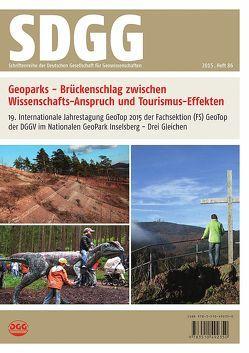 Geoparks – Brückenschlag zwischen Wissenschafts-Anspruch und Tourismus-Effekten von Allmrodt,  Nancy, Brauner,  Stephan, Reyer,  Sylvia, Röhling,  Heinz-Gerd