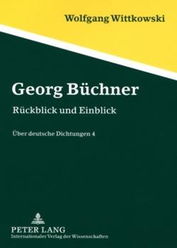 Georg Büchner von Wittkowski,  Wolfgang