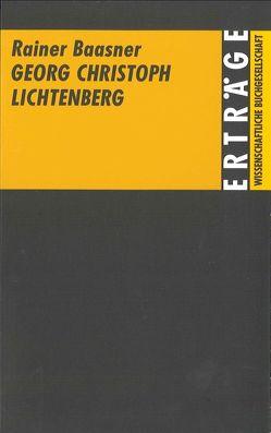 Georg Christoph Lichtenberg von Baasner,  Rainer