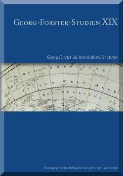 Georg Forster als interkultureller Autor von Ewert,  Michael, Greif,  Stefan