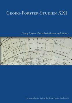 Georg-Forster-Studien XXI von Ewert,  Michael, Greif,  Stefan