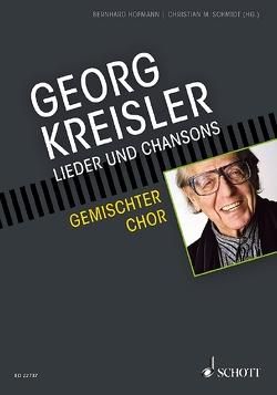 Georg Kreisler von Hofmann,  Bernhard, Kreisler,  Georg, Schmidt,  Christian Maria