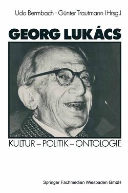 Georg Lukács von Bermbach,  Udo, Trautmann,  Günter