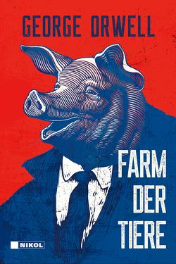 George Orwell: Farm der Tiere von Fischer,  Simone, Orwell,  George