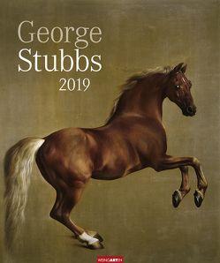 George Stubbs – Kalender 2019 von Stubbs,  George, Weingarten