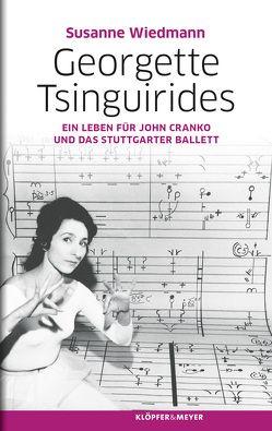 Georgette Tsinguirides von Wiedmann,  Susanne