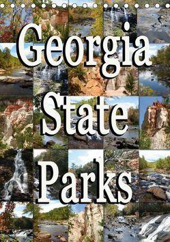 Georgia State Parks (Tischkalender 2019 DIN A5 hoch) von Schwarz,  Sylvia