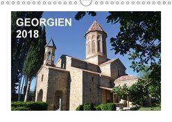 GEORGIEN 2018 (Wandkalender 2018 DIN A4 quer) von Weyer,  Oliver