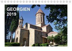 GEORGIEN 2019 (Tischkalender 2019 DIN A5 quer)