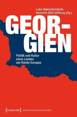 Georgien, neu buchstabiert von Nakhutsrishvili,  Luka