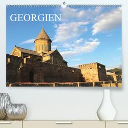 Georgien (Premium, hochwertiger DIN A2 Wandkalender 2020, Kunstdruck in Hochglanz) von Baur,  Céline