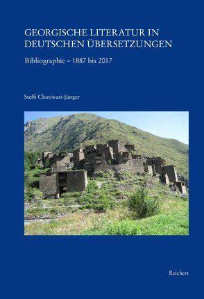 Georgische Literatur in deutschen Übersetzungen von Chotiwari-Jünger ,  Steffi