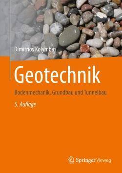 Geotechnik von Kolymbas,  Dimitrios