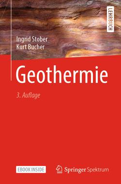 Geothermie von Bucher,  Kurt, Stober,  Ingrid