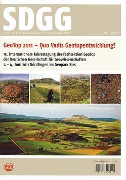 GeoTop 2011 – Quo vadis Geotopentwicklung? von Burkhardt,  Heike, Goth,  Kurt, Röhling,  Heinz-Gerd, Zwerger,  Günther