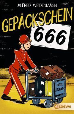 Gepäckschein 666 von Weidenmann,  Alfred