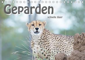 Geparden – schnelle Jäger (Tischkalender 2020 DIN A5 quer) von Styppa,  Robert