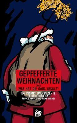Gepfefferte Weihnachten von Gerdes,  Heike, Venske,  Regula