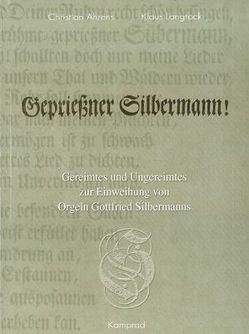 Gepriessner Silbermann! von Ahrens,  Christian, Langrock,  Klaus