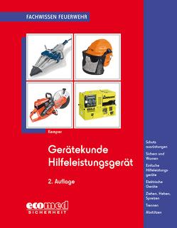 Gerätekunde Hilfeleistungsgerät von Kemper,  Hans