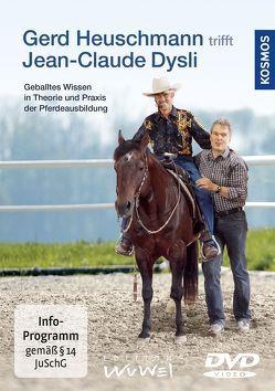 Gerd Heuschmann trifft Jean-Claude Dysli von Dysli,  Jean Claude, Heuschmann,  Dr. med. vet. Gerd