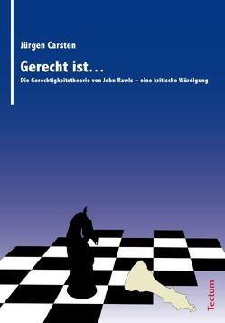 Gerecht ist… von Carsten,  Jürgen