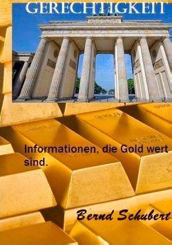 Gerechtigkeit von Schubert,  Bernd