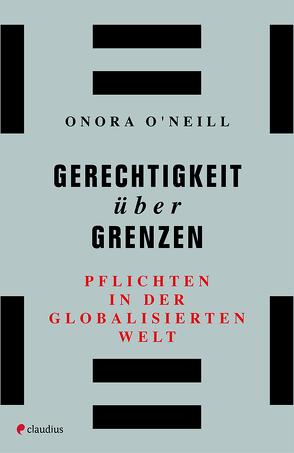 Gerechtigkeit über Grenzen von O'Neill,  Onora