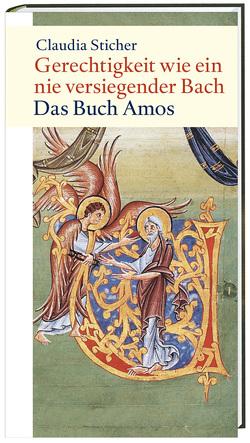 Gerechtigkeit wie ein nie versiegender Bach von Sticher,  Claudia