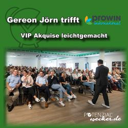 Gereon Jörn trifft proWIN – VIP Akquise leicht gemacht