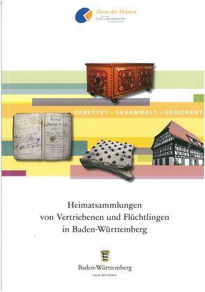 Gerettet – gesammelt – gesichert von Beer,  Mathias, Fendl,  Elisabeth, Hampe,  Henrike, Röder,  Annemarie