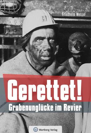 Gerettet – Grubenunglücke im Revier von Wessel,  Friedhelm