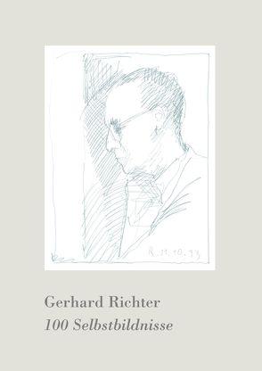 Gerhard Richter. 100 Selbstbildnisse, 1993 von Richter,  Gerhard