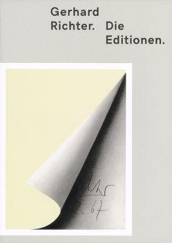 Gerhard Richter. Die Editionen. von Richter,  Gerhard