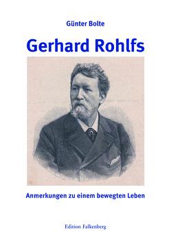 Gerhard Rohlfs von Bolte,  Günter