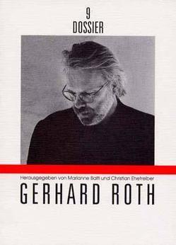 Gerhard Roth von Baltl,  Marianne, Ehetreiber,  Christian