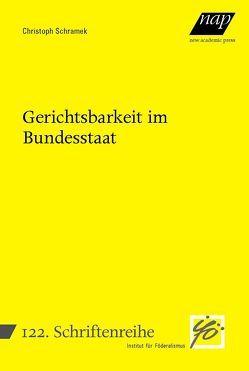 Gerichtsbarkeit im Bundesstaat von Schramek,  Christoph