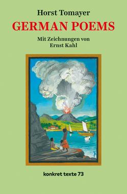 German Poems von Kahl,  Ernst, Tomayer,  Horst
