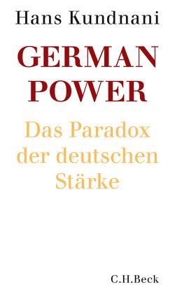 German Power von Kundnani,  Hans, Wirthensohn,  Andreas