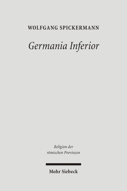 Germania Inferior von Spickermann,  Wolfgang