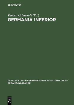 Germania inferior von Grünewald,  Thomas, Schalles,  Hans-Joachim
