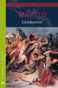 Germania von Tacitus,  Publius Cornelius