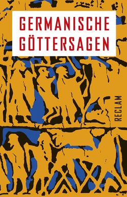 Germanische Göttersagen von Tetzner,  Reiner
