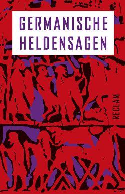Germanische Heldensagen von Tetzner,  Reiner