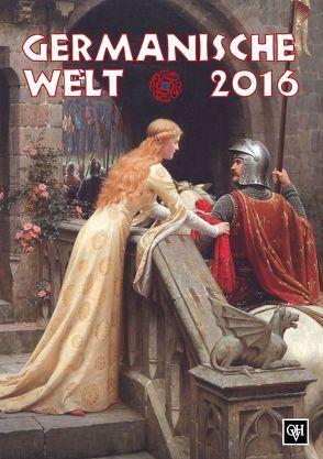 Germanische Welt 2016